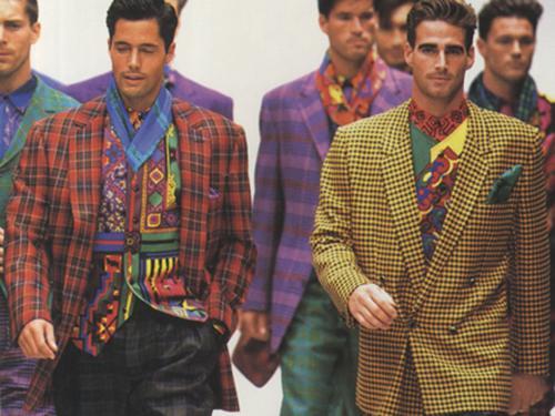Men S Attire The 1990s